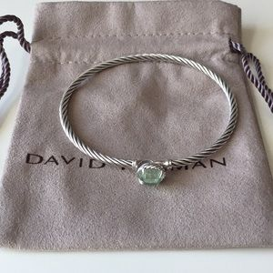 David Yurman bracelet 3mm
